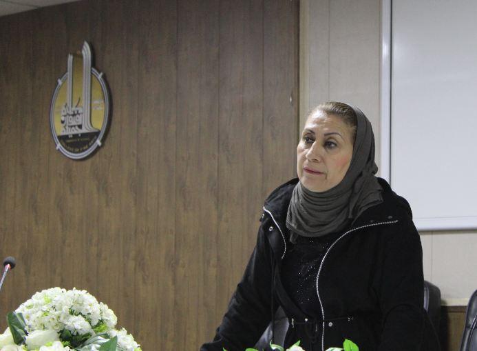 قسم الفنون السينمائية والتلفزيونية يحتفل باليوم العالمي للغة العربية